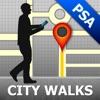 Pisa Map & Walks (F)