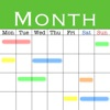 MonCalite カレンダー
