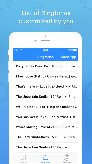 Easy Ringtone Maker Free screenshot