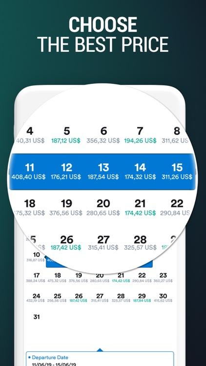 Kiwi.com: Cheap Travel Deals screenshot-3