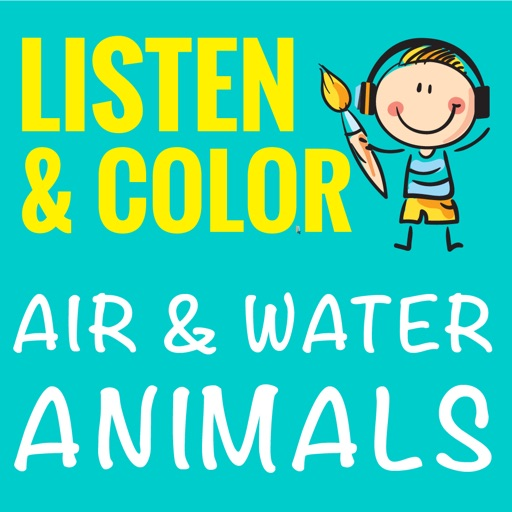 Color Air & Water Animals