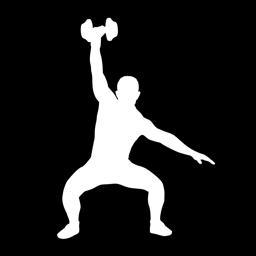 Ícone do app Stark Fitness