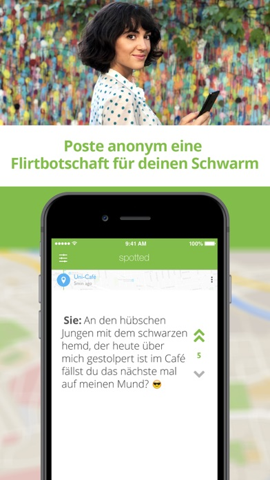 Nur Dating-App