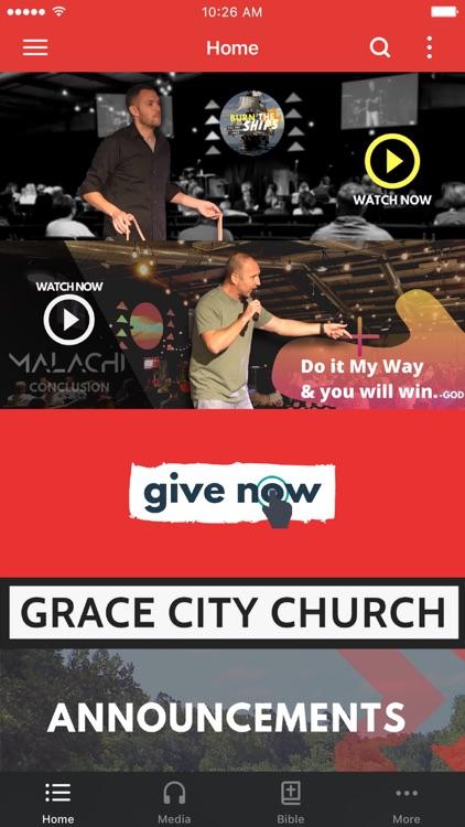 Grace City Church, Sullivan MO