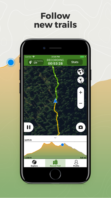 Wikiloc Outdoor Navigation GPS for Windows