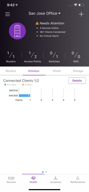 NETGEAR Insight on the App Store