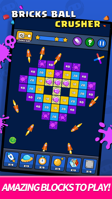Bricks Ball Crusher screenshot 6