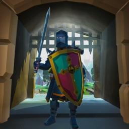 Knight Brawl Battlefield