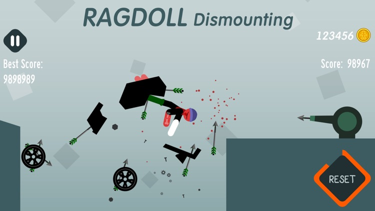 Ragdoll Dismounting screenshot-1