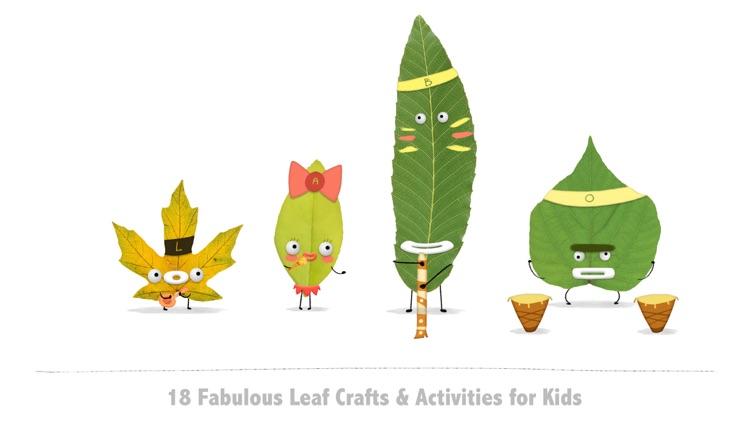 Leaves(Full):Art Game for Kids screenshot-0