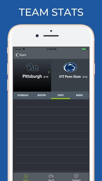 Pitt Football screenshot-3