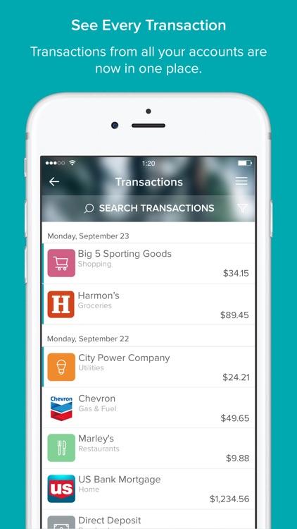 Service One Money Manager screenshot-4