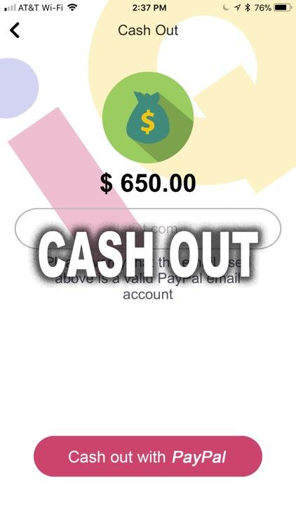 IQ Jackpot - Live Trivia Game screenshot-3