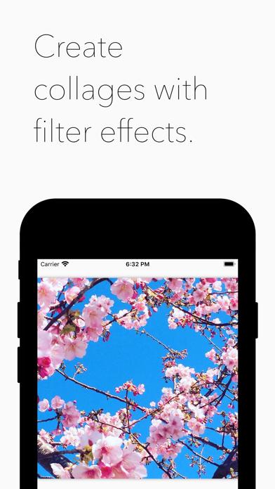Filter Collage Maker screenshot 1