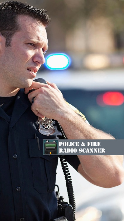 Police & Fire Radio Scanner