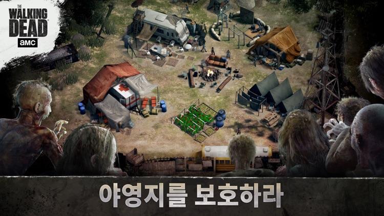 더 워킹 데드-무인 지대 screenshot-5