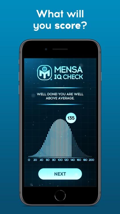 Mensa IQ Check screenshot-3
