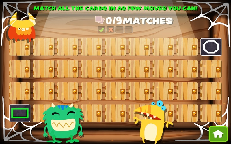 Halloween Monster Match screenshot 8