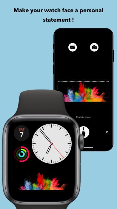 Imagez - personal watch faces Screenshots