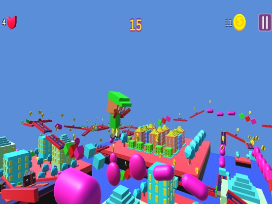 Adventure World Color 3D screenshot 2
