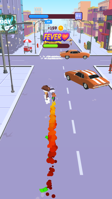 Chase me! screenshot 4