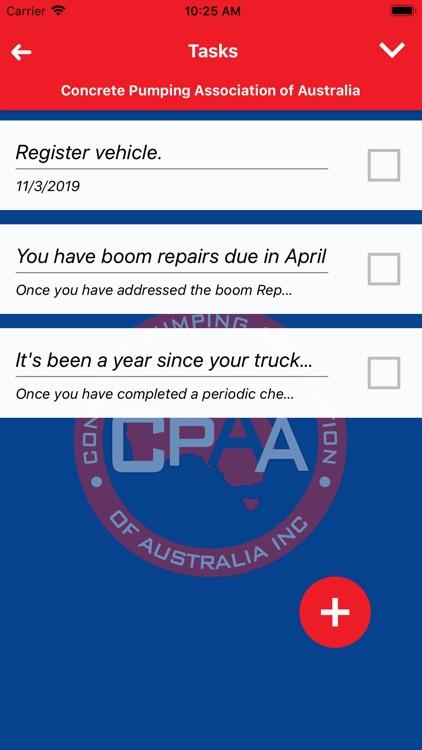 CPAA Logbook App screenshot-7