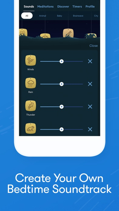Relax Melodies: Sleep Sounds app image