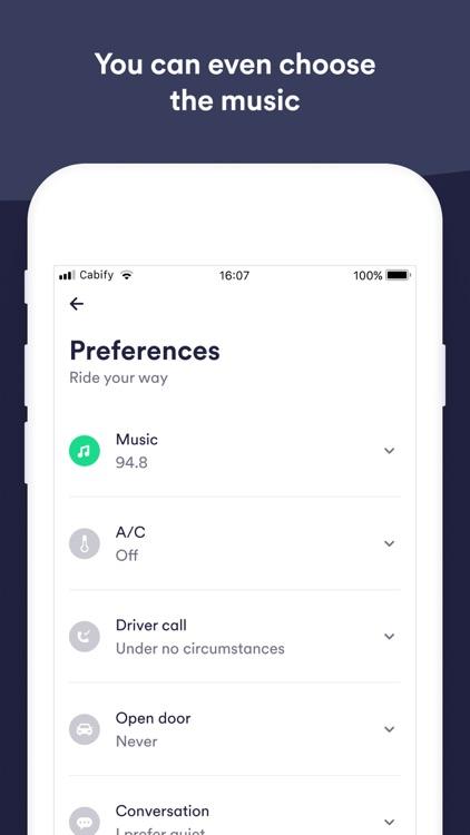 Cabify screenshot-9