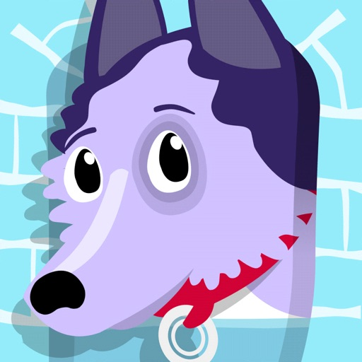 Ruffy the Husky: On Ice icon