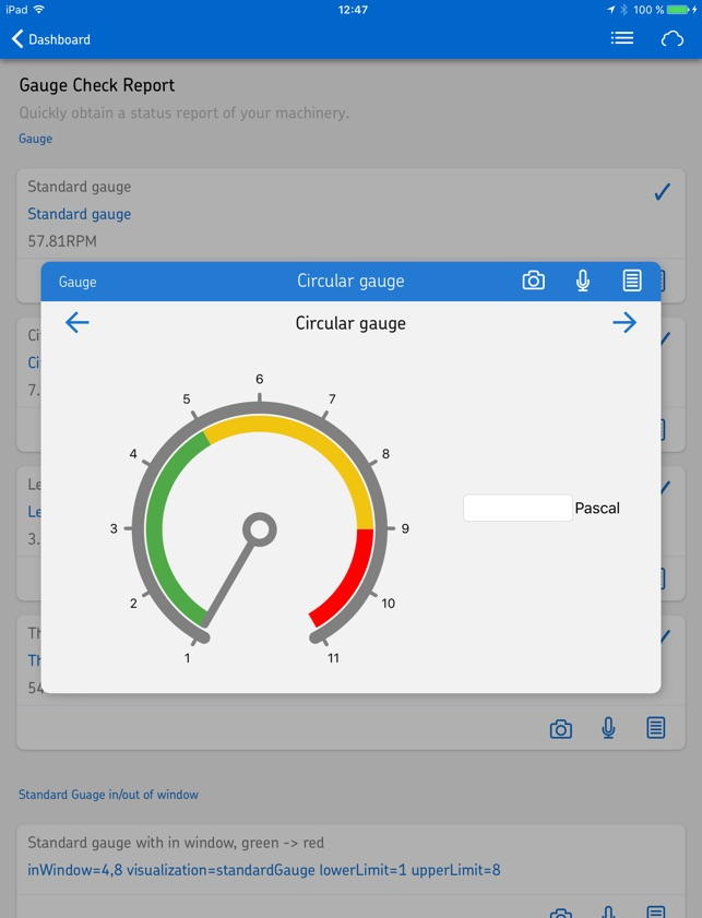 DataCollect by SKF on the App Store
