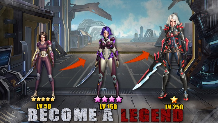 Zombie Strike-Idle Battle SRPG screenshot-3