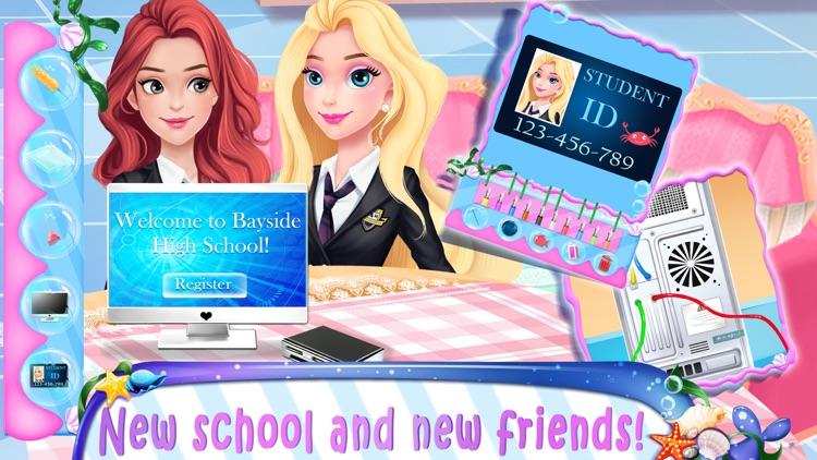 Girl Games: Secret Mermaid screenshot-4