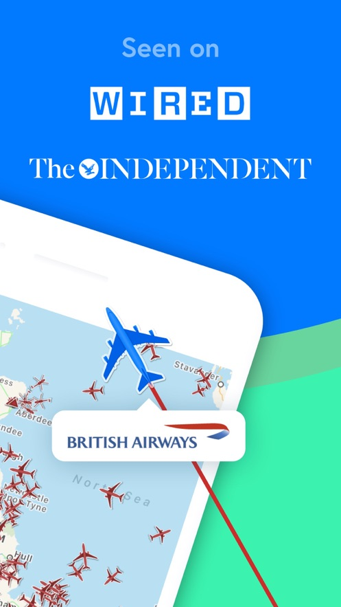 Plane Finder - Flight Tracker】应用信息- iOS App基本信息|应用截图