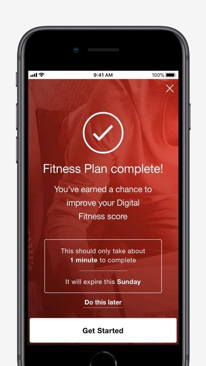 Digital Fitness Assessment screenshot-5