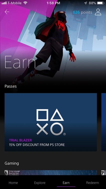 Sony Rewards screenshot-4