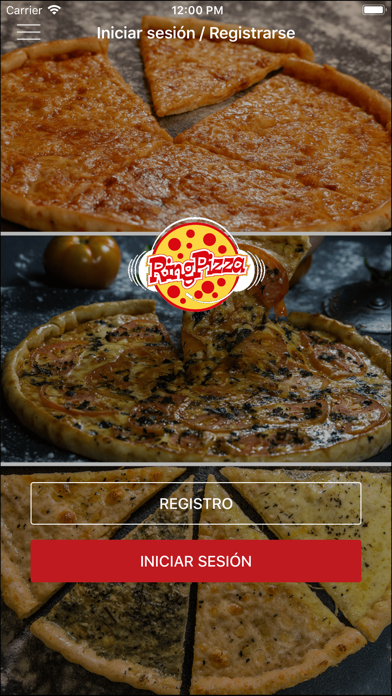RingPizza screenshot 5