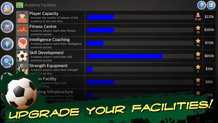 Soccer Academy screenshot-3