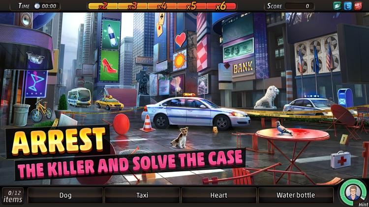 Criminal Case: Save the World! screenshot-4