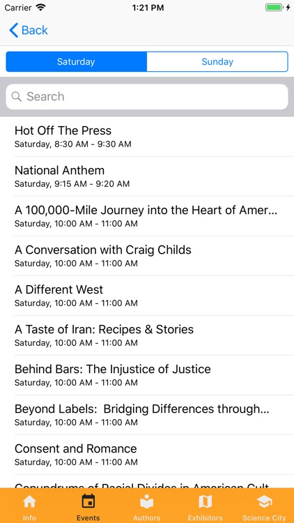 Tucson Festival of Books screenshot-1