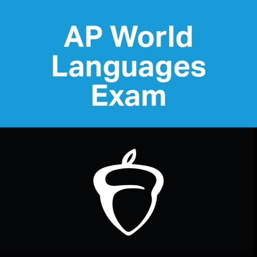 AP World Languages Exam App icon