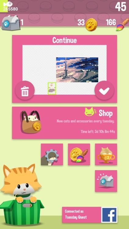 Hungry Cat Picross screenshot-7