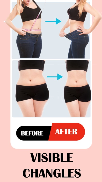 Female Fitness - Lose Weight screenshot-5