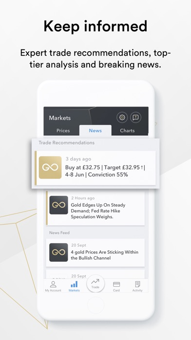 Goldex: Smart way to buy gold screenshot four