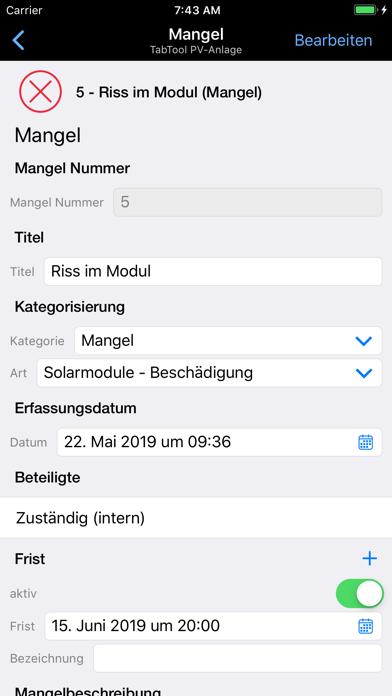 TabTool screenshot four