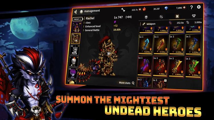 Skull Arena : Idle Hero RPG