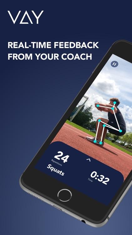 VAY Fitness Coach