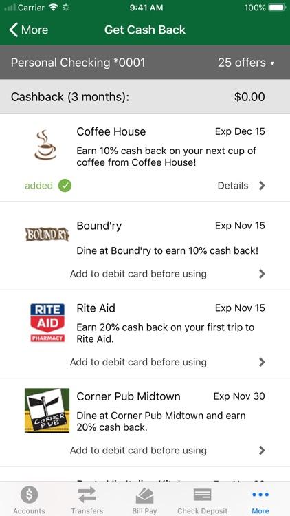 Noble CU Mobile Banking screenshot-6