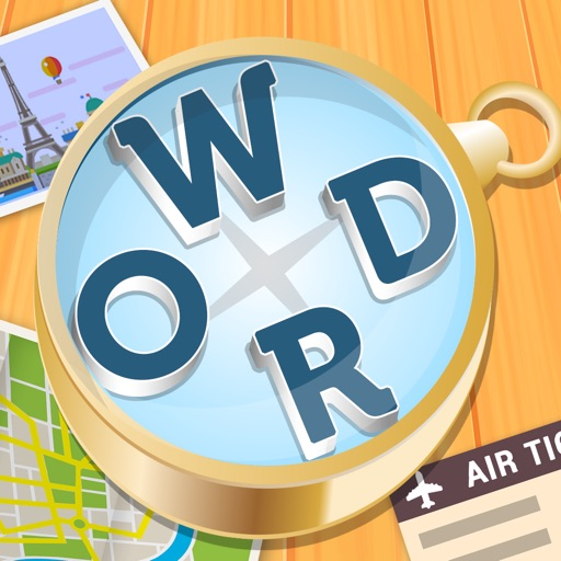 WordTrip - Word count puzzles