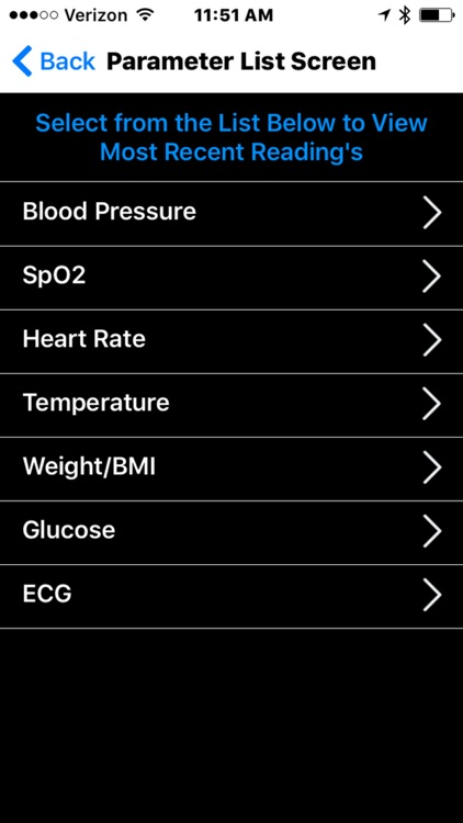 My Health Vitals screenshot-4