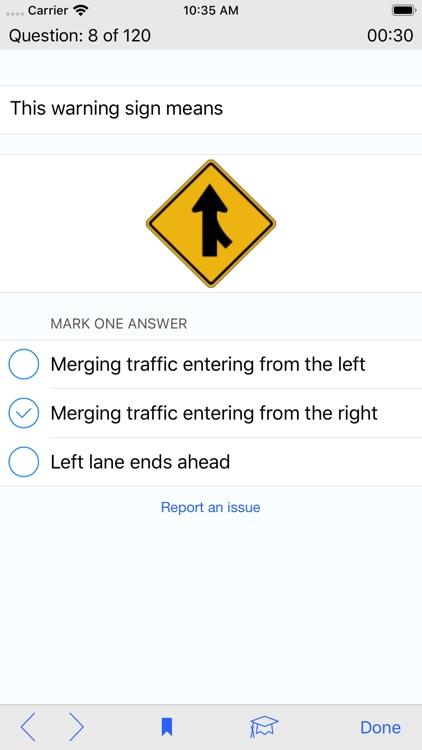 Oklahoma DMV Test Prep screenshot-3